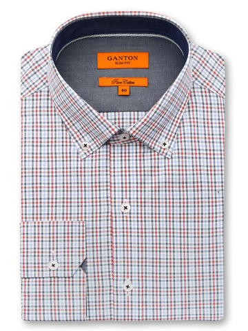 Bryce Check Shirt