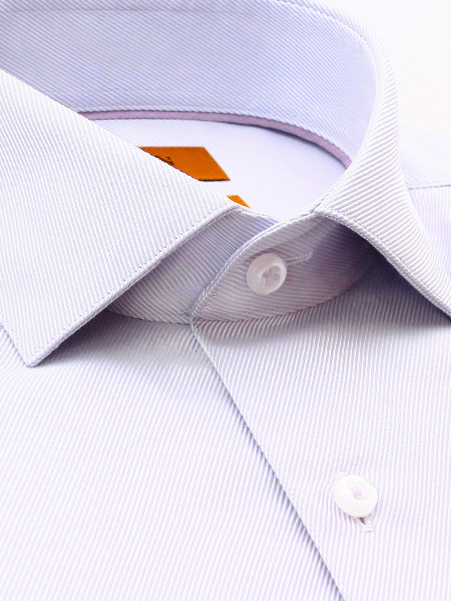 Niles Luxury 2 Ply Twill Shirt