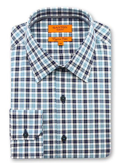 Keenan Check Shirt