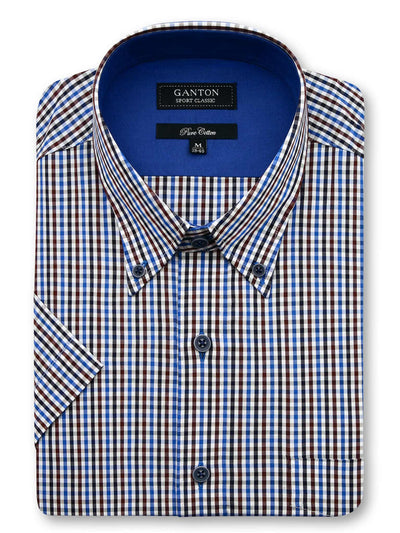 Huntington Check Shirt