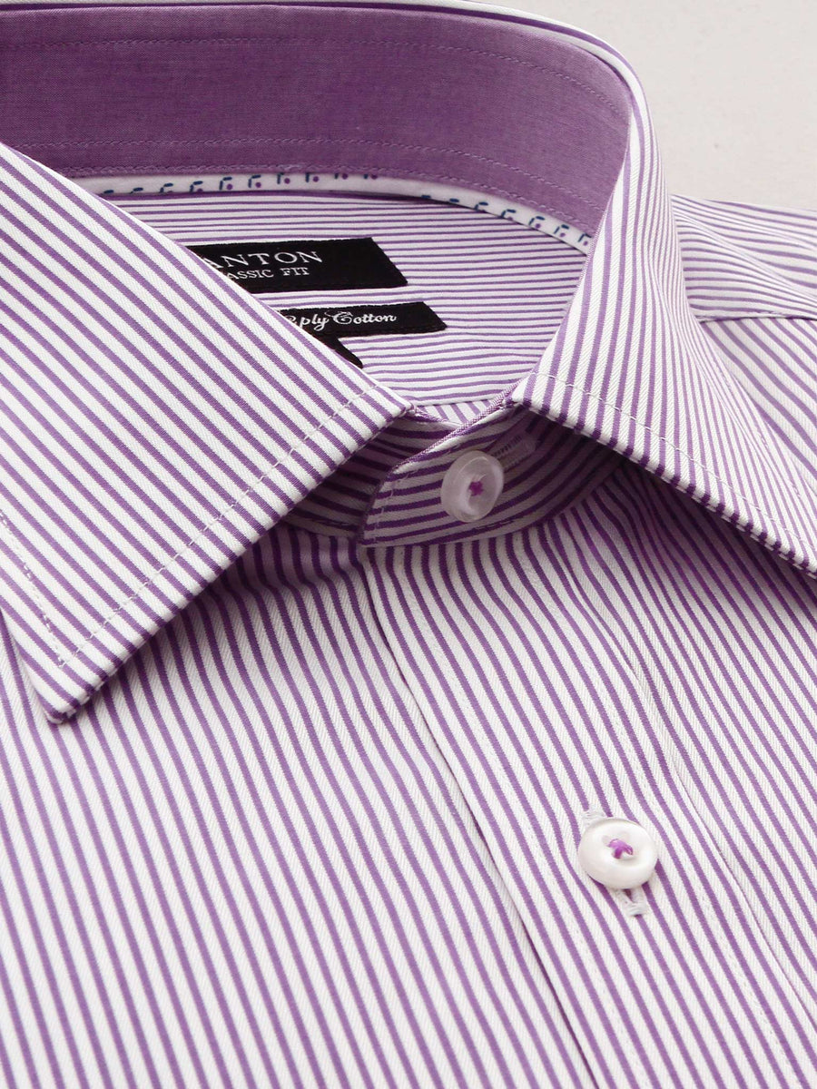 Johnston Stripe Shirt