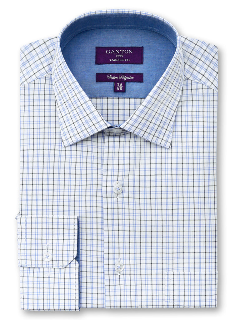Landon Check Shirt