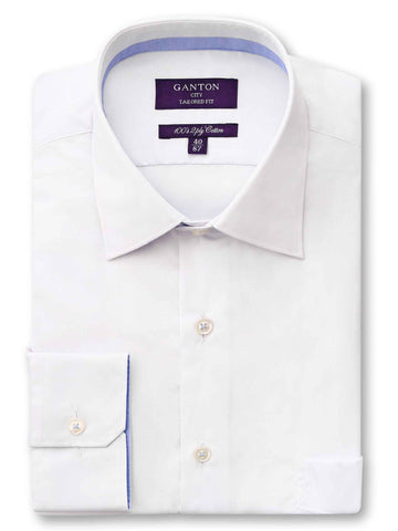 Quentin Plain Shirt