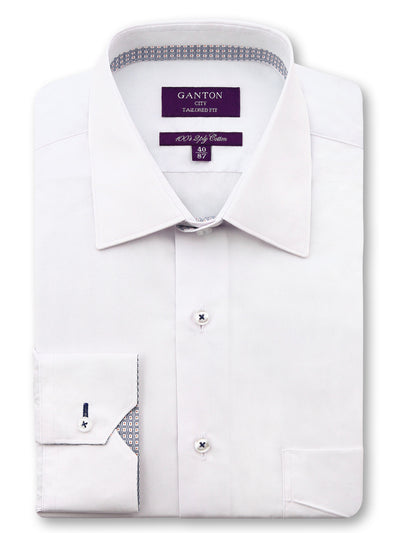Nigel Plain Shirt