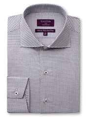 Hugh Houndstooth Shirt