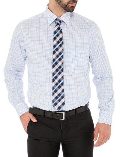 Robert Check Shirt