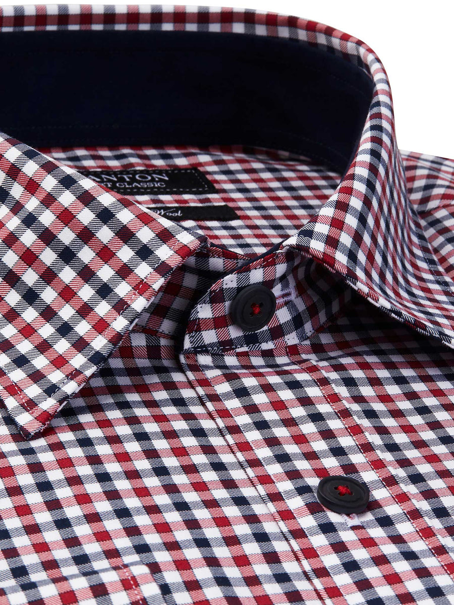 Weston Check Shirt