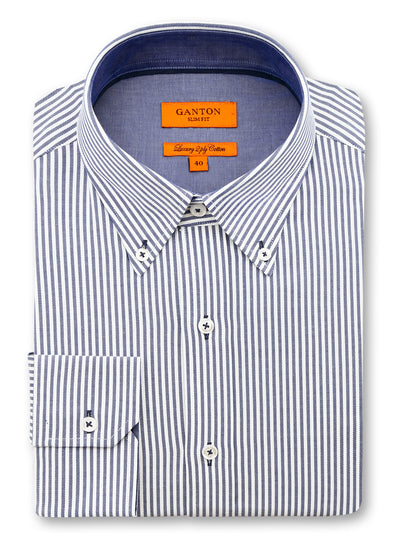Leo Stripe Shirt