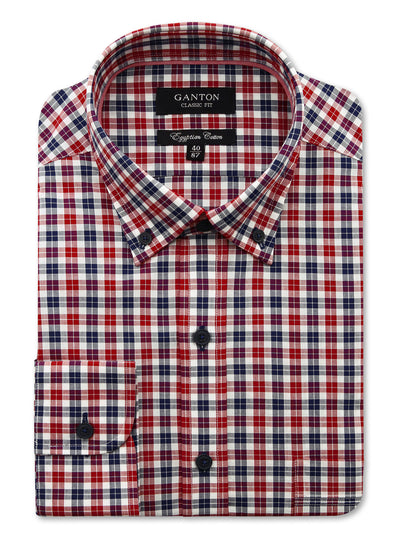 Cohen Check Shirt