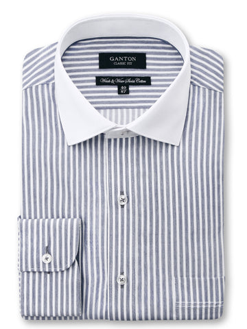 Caleb Stripe Shirt