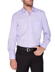 Cotton Polyester Ganton check shirt without tie
