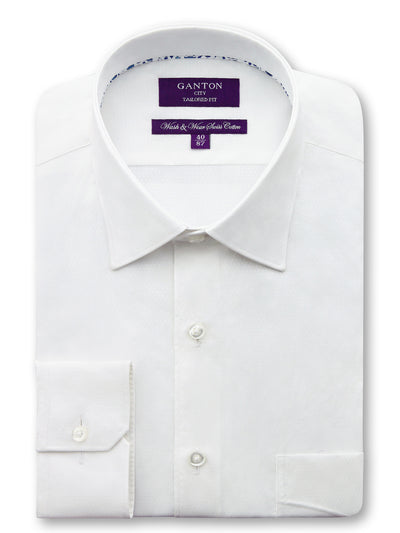 Johnson Textured Shirt
