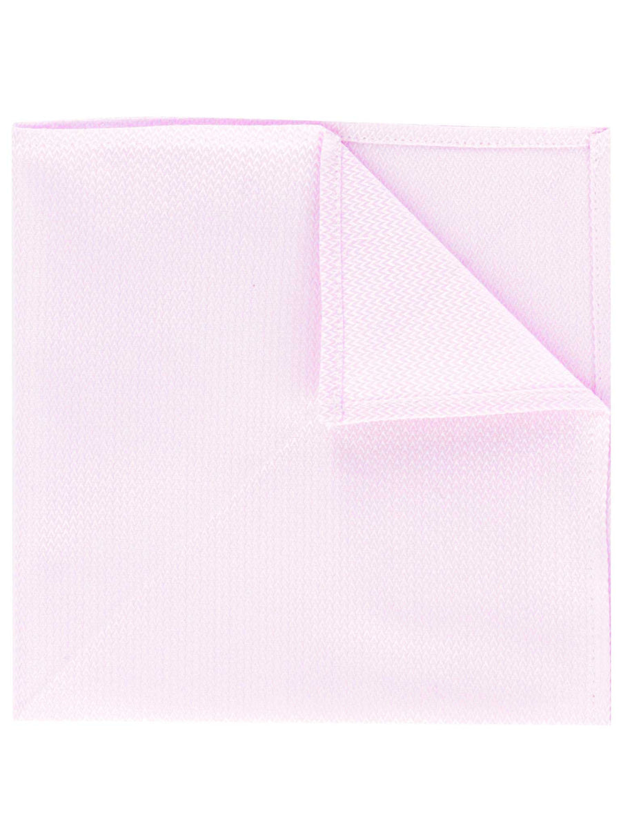 Pink Pocket Square