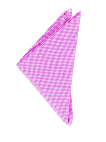 Dark Pink Pocket Square