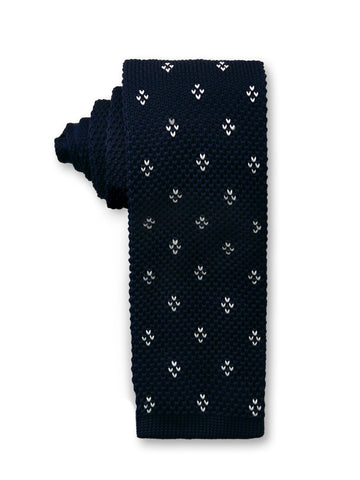 Wesley Knitted Tie