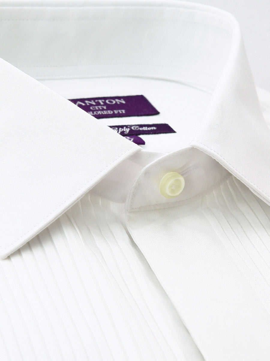 Alastair Pleated Dinner Shirt