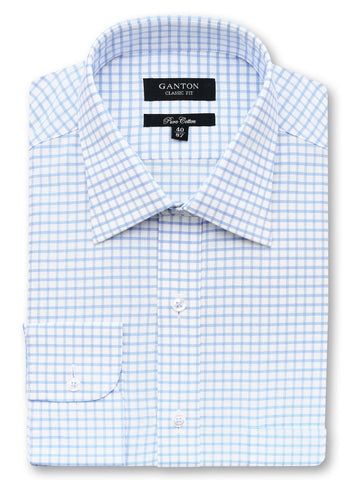 Jerome Check Shirt