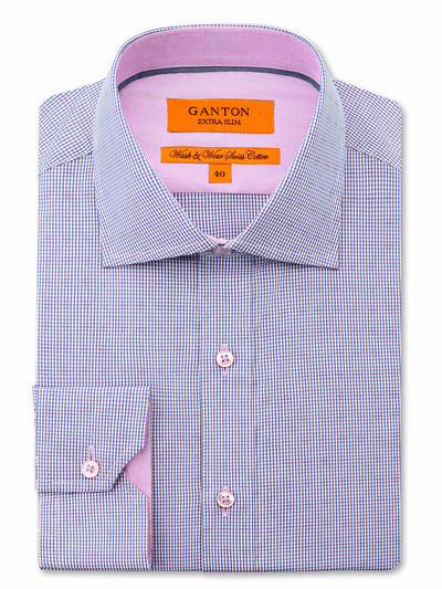Leeroy Check Shirt