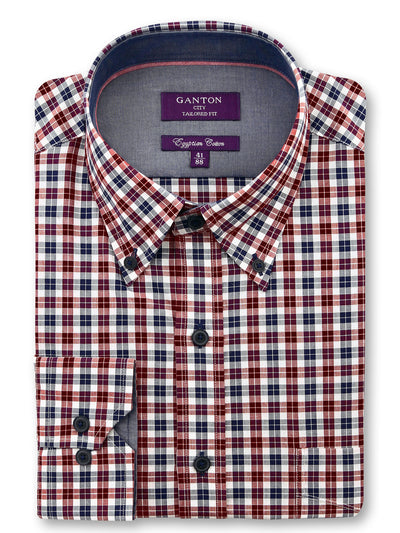 Timothy Check Shirt