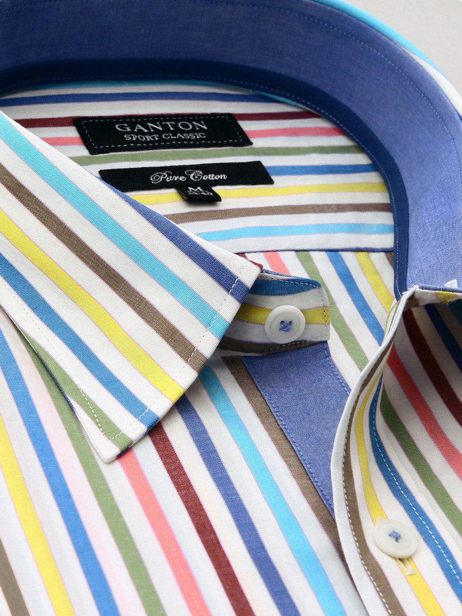 Colt Stripe Shirt