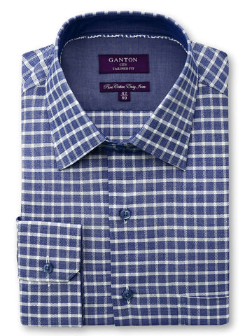 Glen Check Shirt