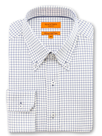 Barrett Check Shirt