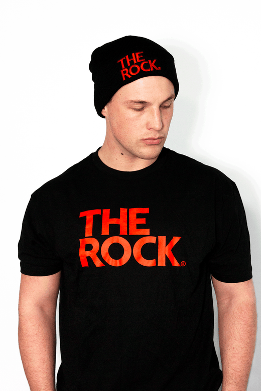 THE ROCK BEANIE