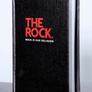 ROCK IS OUR RELIGION BIBLE HIP FLASK