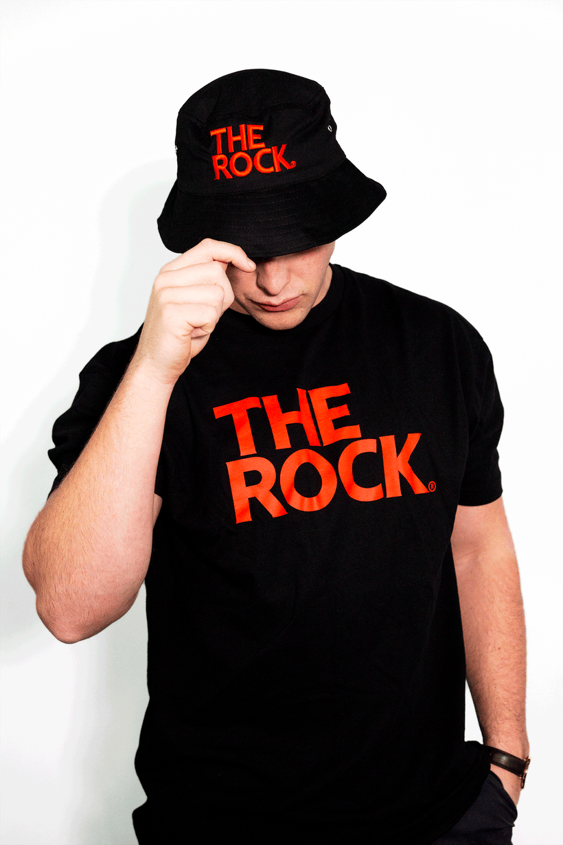 THE ROCK BUCKET HAT