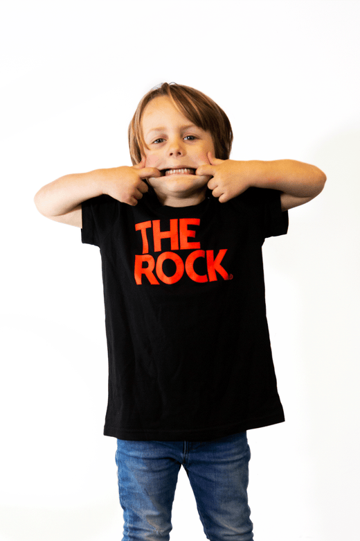 THE ROCK KIDS TEE