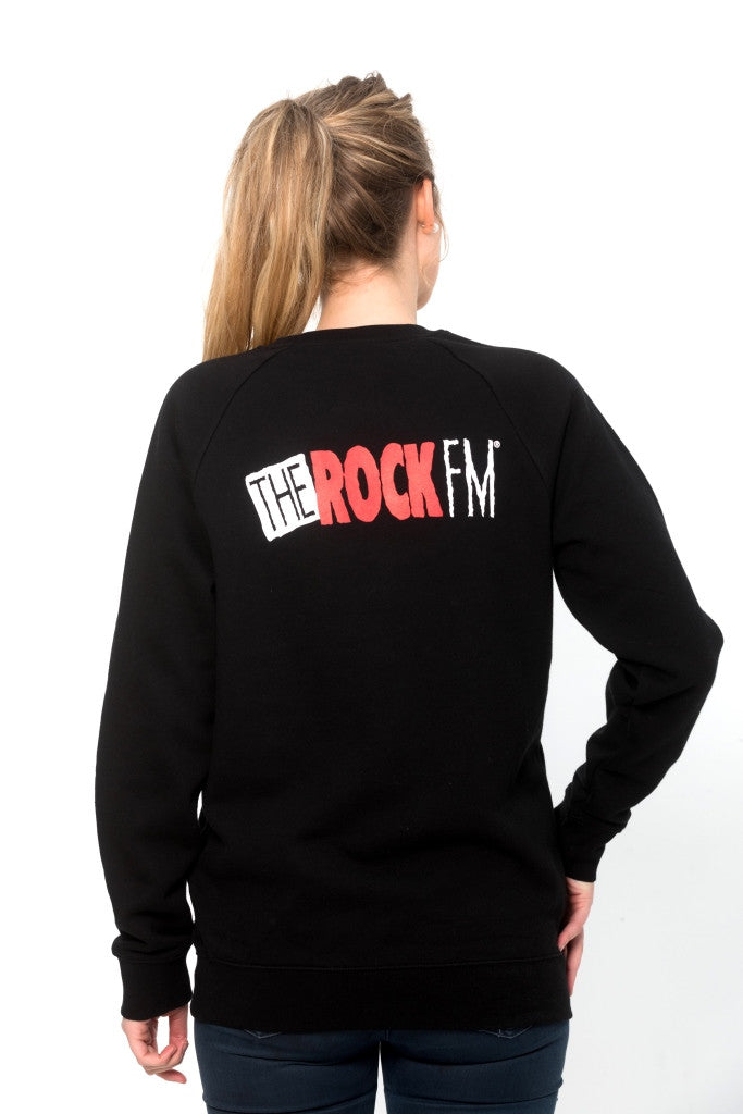THE ROCK CREW SWEATSHIRT