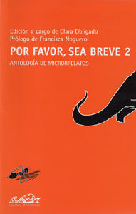 POR FAVOR, SEA BREVE 2 - Clara Obligado