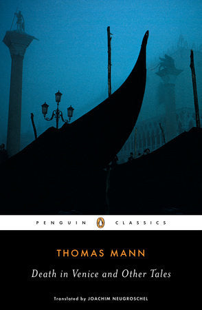 DEATH IN VENICE AND OTHER STORIES - Thomas Mann