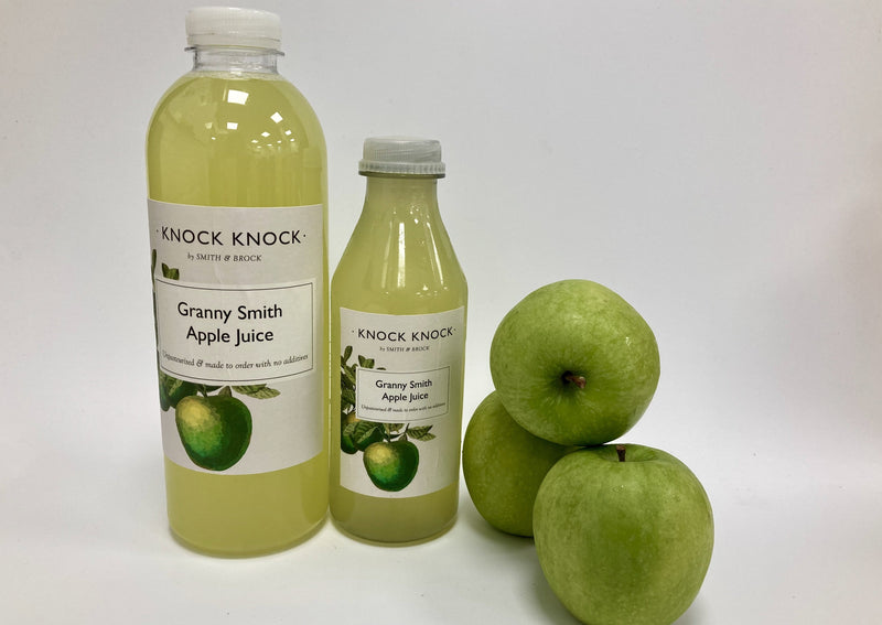 Granny Smith Apple Juice - New!