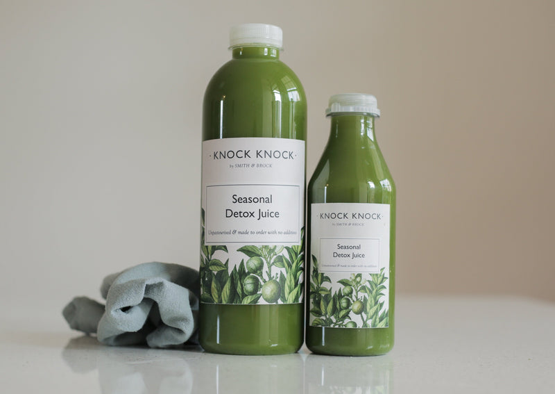 Seasonal Detox Juice