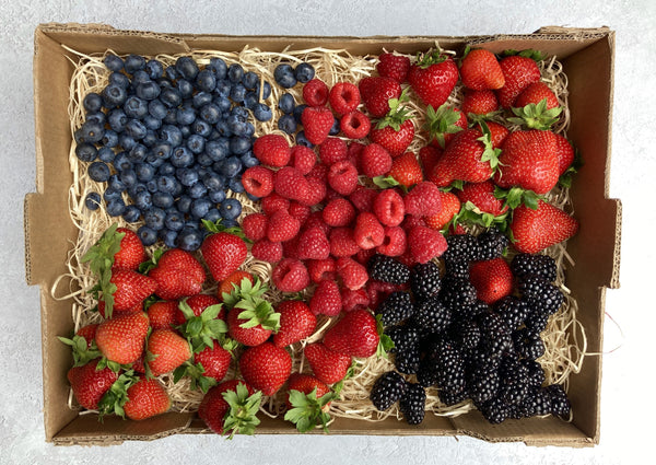 Very Berry Summer Box