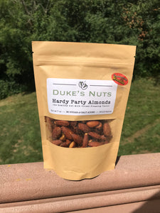 Party Hearty Almonds