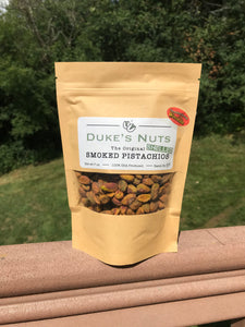 The Original Smoked Pistachios - SHELLED -