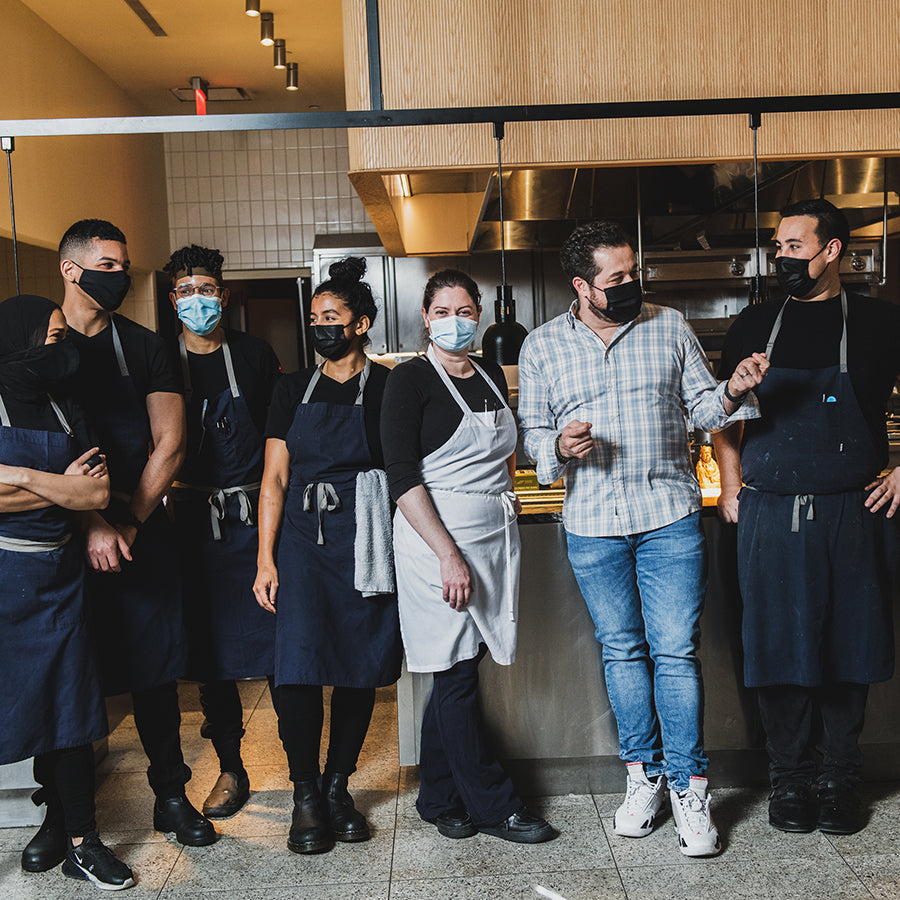 Faherty X ROAR: Honoring Our Restaurant Workers