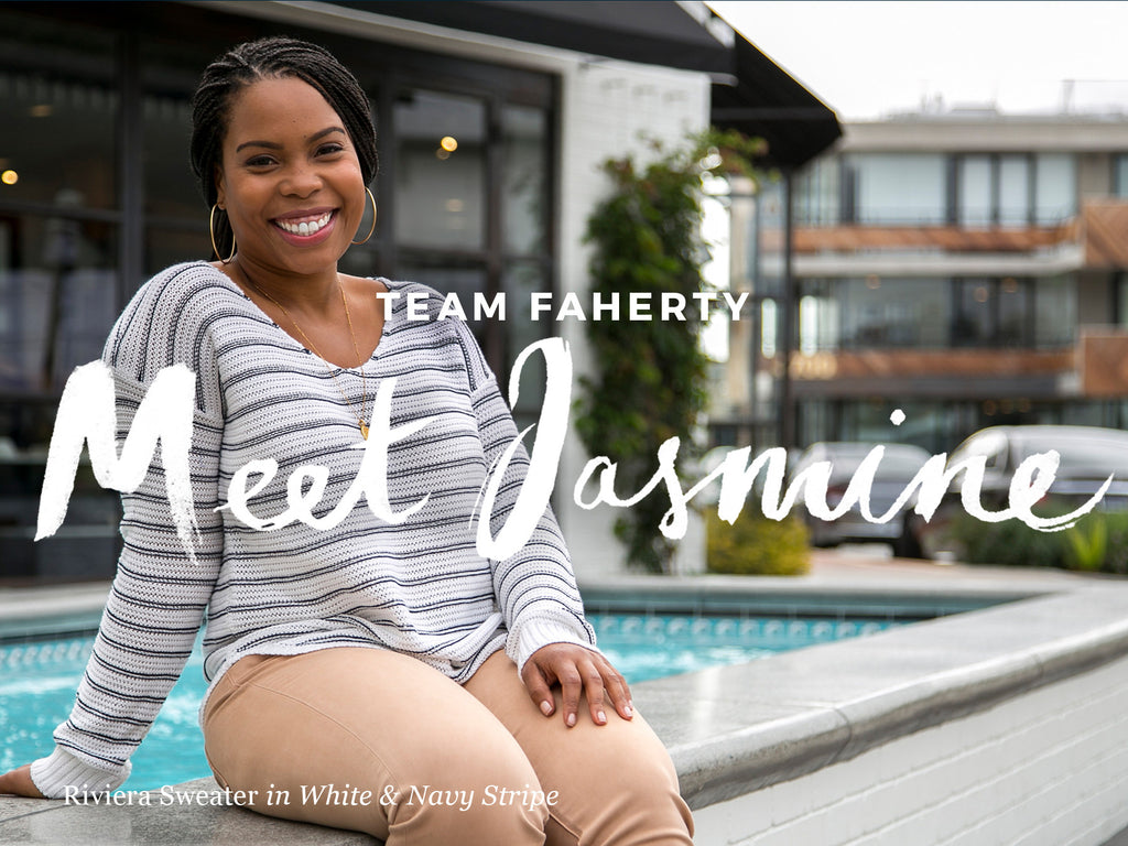 Team Faherty: Meet Jasmine