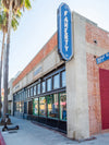 An exterior picture of the Faherty Venice, CA store.