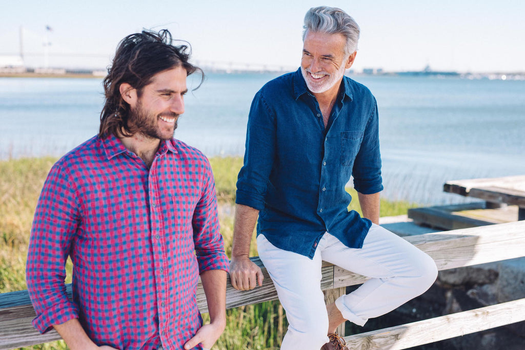 faherty summer mens