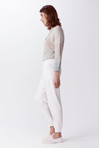 Airlie Day Pant - White