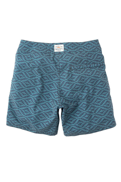Classic Boardshort (7 Inch Inseam) - Angola Teal