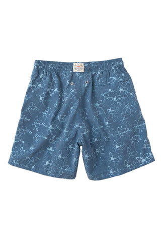Beacon Trunk - Kochi Block Cobalt