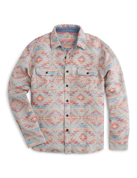 Belmar Workshirt - Chankillo Sunset