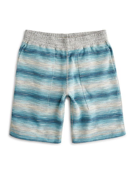 Reversible Sweatshort - Rolling Wave