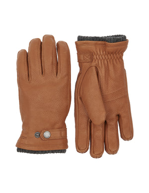 Hestra Elk Utsjo Gloves - Cork