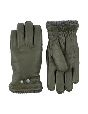 Hestra Elk Utsjo Gloves - Dark Forest