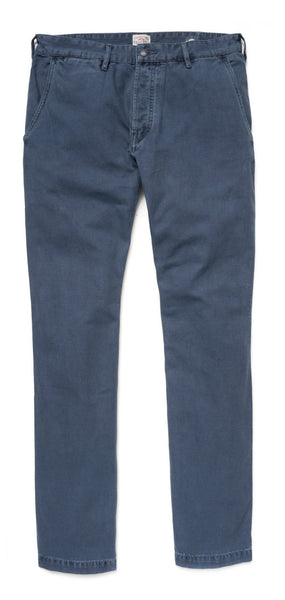 Canvas Jean - Faded Navy